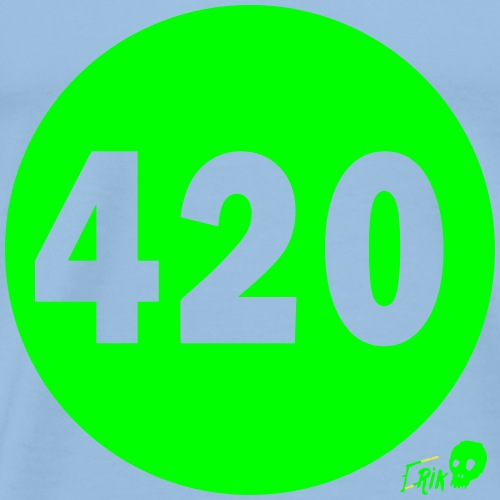 No speed 420 - Men's Premium T-Shirt
