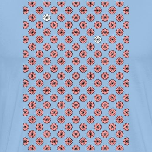 Flores de Verano - Camiseta premium hombre