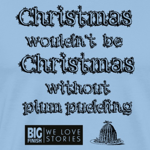 BFP Christmas 1 - Men's Premium T-Shirt