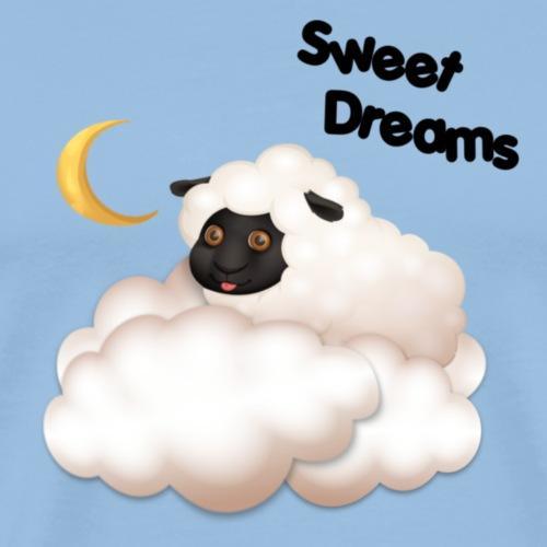 Søte drømmer laget av SMA Frodik - Premium T-skjorte for menn