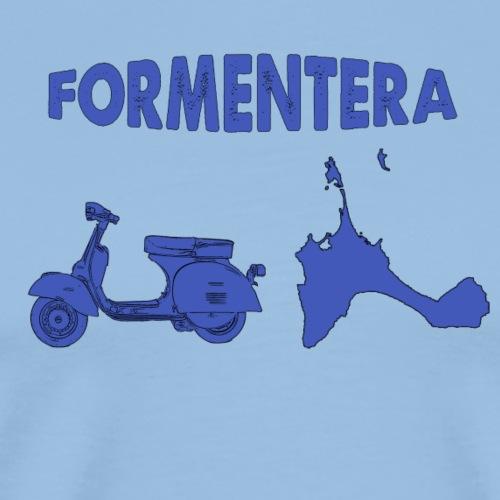 Formentera - Camiseta premium hombre