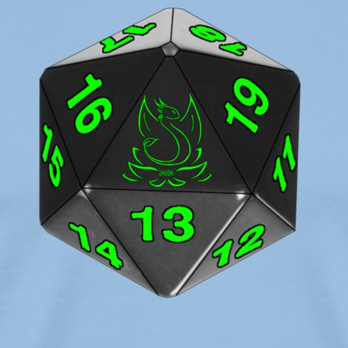 Game green - T-shirt Premium Homme