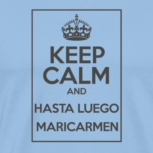 Hasta Luego Maricarmen - Camiseta premium hombre