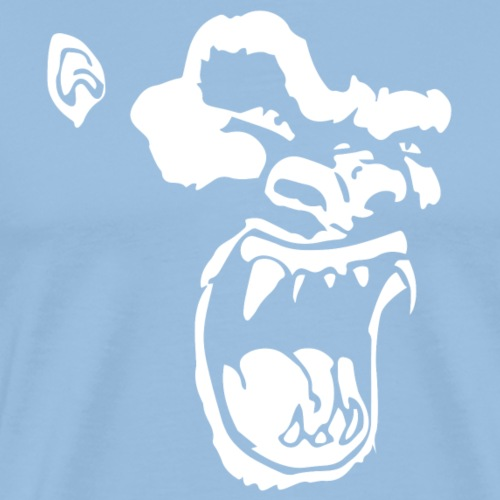 Terra Monkey - Männer Premium T-Shirt
