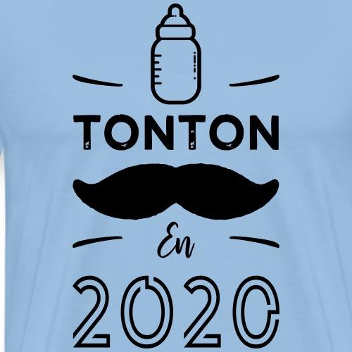 Tonton en 2020 - T-shirt Premium Homme