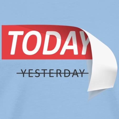 Today - Maglietta Premium da uomo