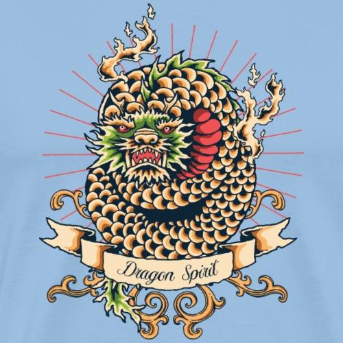 Esprit de dragon - T-shirt Premium Homme