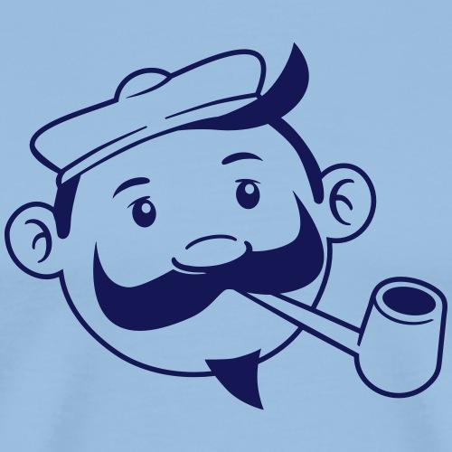 the seaman - Männer Premium T-Shirt