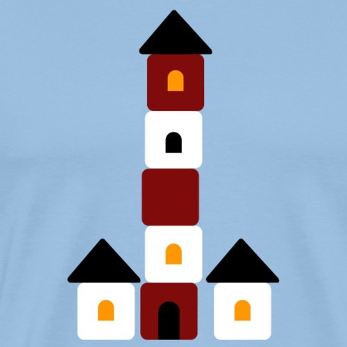 Westerherversand -Leuchtturm