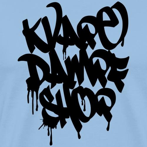 KVapeGraffiti - Männer Premium T-Shirt