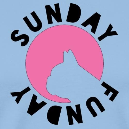 SUNDAY FUNDAY - T-shirt Premium Homme