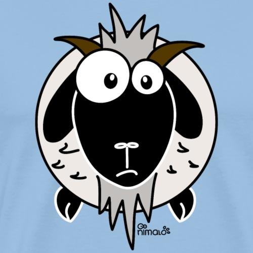 Chèvre Drôle - T-shirt Premium Homme
