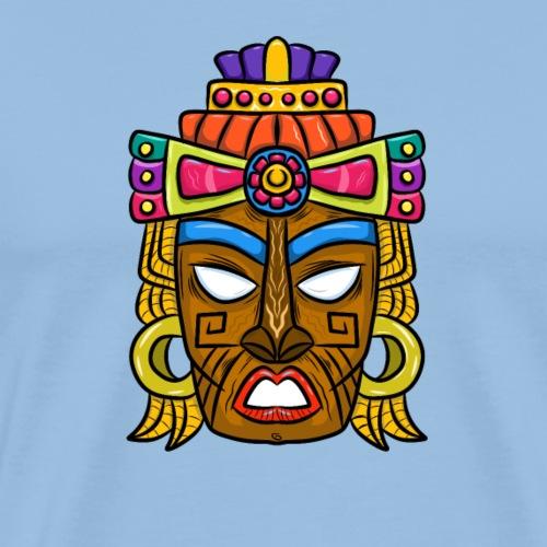 Máscara - Camiseta premium hombre