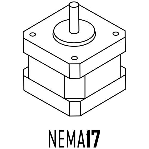 NEMA17 - Men's Premium T-Shirt