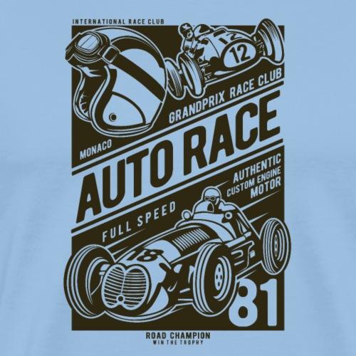 Rennsport - Männer Premium T-Shirt