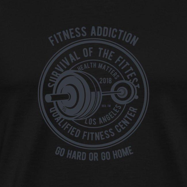 Fitness-Sucht