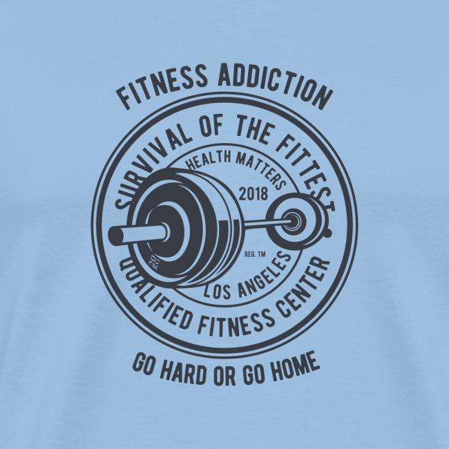 Fitness Addiction