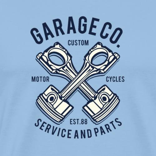 Garage Co - Männer Premium T-Shirt