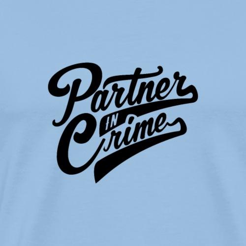 Partner in der Kriminalität - Männer Premium T-Shirt