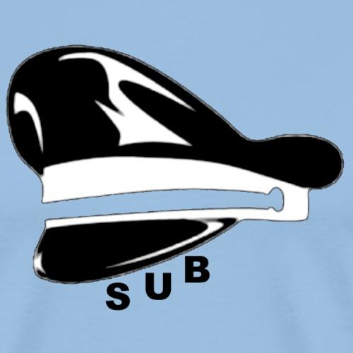 Muir Cap Sub - Men's Premium T-Shirt