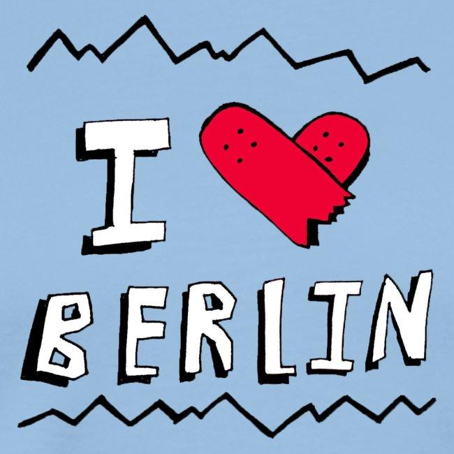 I <3 Skateboarding Berlin