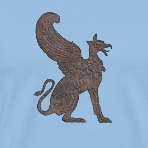 Drei Rätsel - Männer Premium T-Shirt