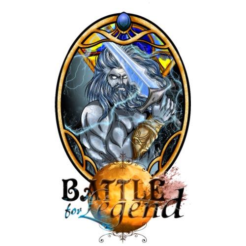 Battle for Legend : Ayuntar Le Colosse - T-shirt Premium Homme