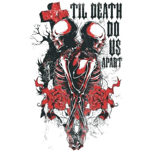 Til death do us apart - Camiseta premium hombre