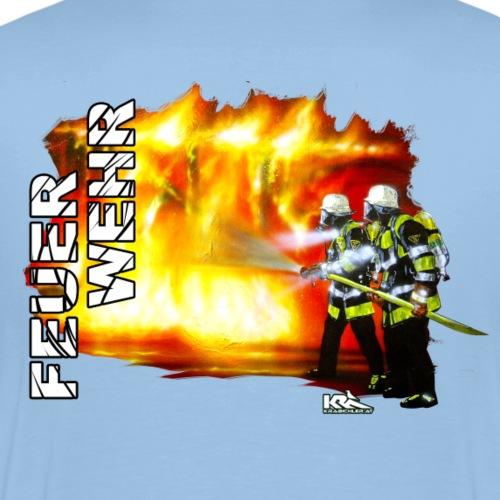 BFM Feuerwehr - Männer Premium T-Shirt
