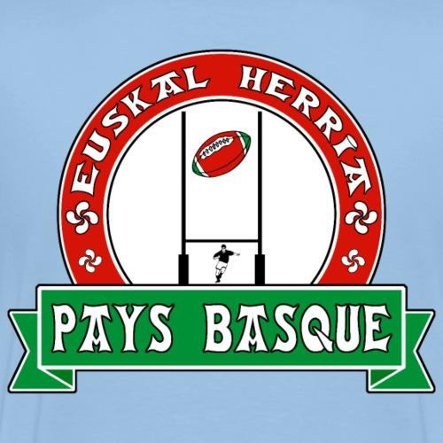 Basque Sport 01 - T-shirt Premium Homme