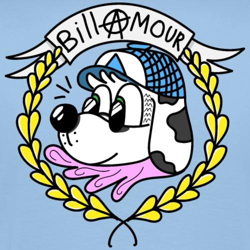 Billamour logo officiel - T-shirt Premium Homme