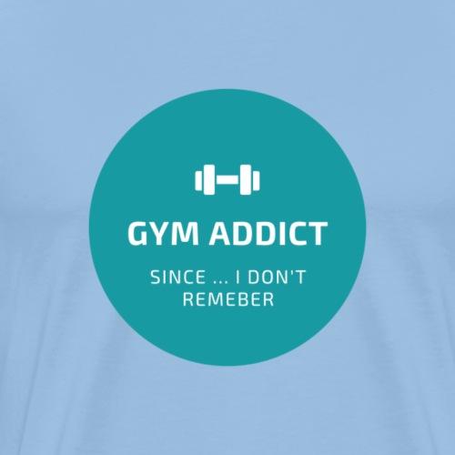 GYM adept - T-shirt Premium Homme