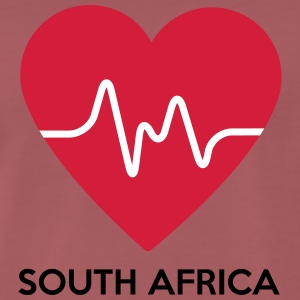 Heart South Africa - Men's Premium T-Shirt