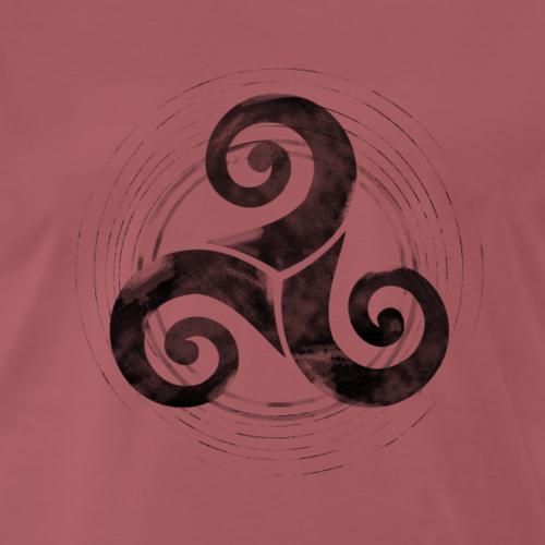 Triskel vintage - T-shirt Premium Homme