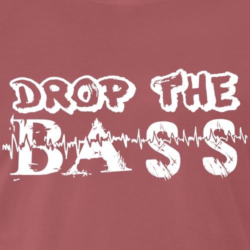 #dropthebass by GusiStyle - Männer Premium T-Shirt