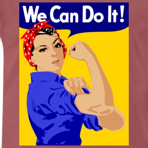 we can do it - Men's Premium T-Shirt