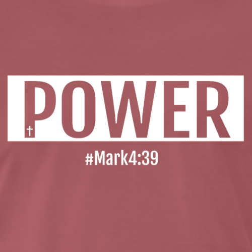 POWER - Koszulka męska Premium