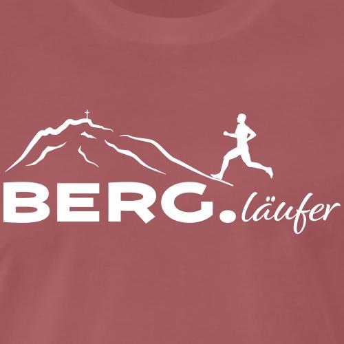 BERG.läufer - Männer Premium T-Shirt