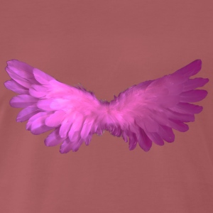 Angel Wings - Premium T-skjorte for menn