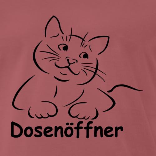 Dosenöffner - Männer Premium T-Shirt