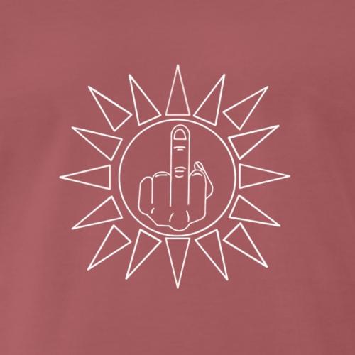 The Finger - Men's Premium T-Shirt