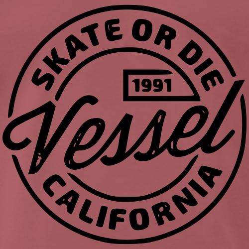 vesselault - Männer Premium T-Shirt