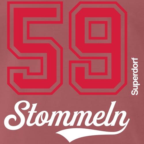 Superdorf Stommeln - Männer Premium T-Shirt