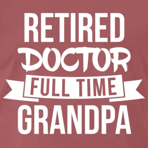Full time Grandpa - Männer Premium T-Shirt