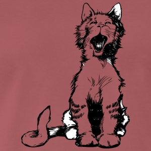 SWEET CAT COLLECTIE - Mannen Premium T-shirt