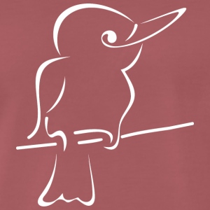 BIRD ON AST | SPRING | SUMMER - Men's Premium T-Shirt