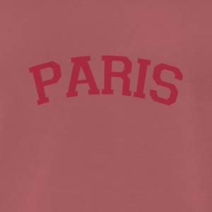 Paris is the most beautiful city! - Men's Premium T-Shirt