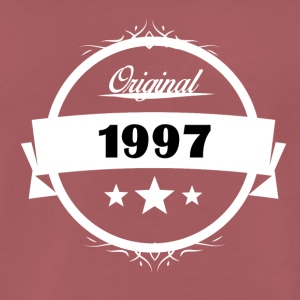 Gift 1997 born, 20-year-old - Men's Premium T-Shirt