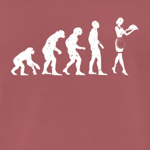 EVOLUTION - SERVICE POWER! - Men's Premium T-Shirt