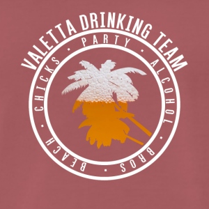 Shirt party holiday - Valetta - Men's Premium T-Shirt